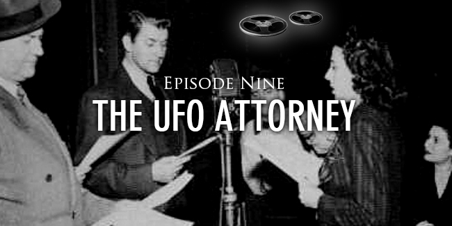Reel Lost The UFO Attorney
